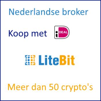 Koop met iDeal crypto munten